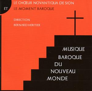 Musique mexicaine (baroque du nouveau monde)